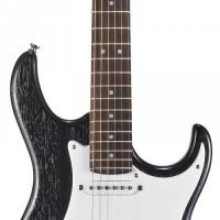 CORT G100-OPB | Guitarra Eléctrica Serie G Open Pore Black