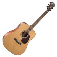 CORT EARTH100-NS   Guitarra acústica Natural Satin