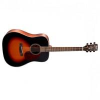 CORT EARTH100-SB   Guitarra Acústica Sunburst