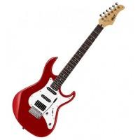 CORT G220-CAR | Guitarra Eléctrica Candy Apple Red