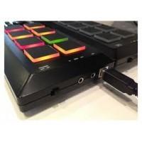 AKAI MPX8 | Controlador MIDI con PADs y Lector de Samples Vía Memoria SD