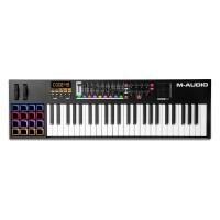 M-Audio CODE49BLK | Controlador USB/MIDI de 49 Teclas 4 Octavas