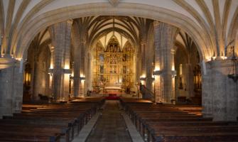 Satélites para una basílica – Sonorización de una iglesia con LD Systems CURV 500®