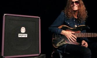 Orange Amplification presenta amplificador de bajo Glenn Hughes Limited Edition