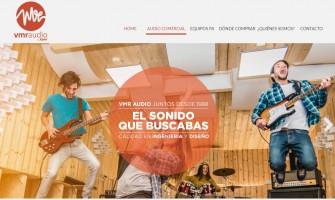 Ya está en línea el nuevo Sitio Web de VMR Audio