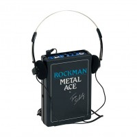 DUNLOP 110121 | Amplificador de Auriculares Rockman Bass Ace