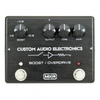 MXR 140383 | Pedal Boost Overdrive Custom Audio Electronics