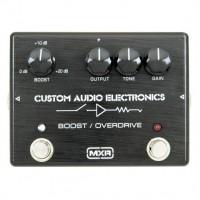MXR 140383   Pedal Boost Overdrive Custom Audio Electronics