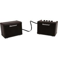 BLACKSTAR FLY-PACK | Mini Amplificador Estéreo de Guitarra Negro