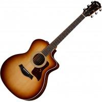 TAYLOR 214CE-K-SB   Guitarra Electroacústica Shaded Edgeburst