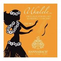 HANNABACH 232MT | Cuerdas para Ukelele Concert Medium Tension