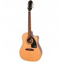EPIPHONE 260020000-NA   Guitarra Electroacústica AJ-100CE Natural