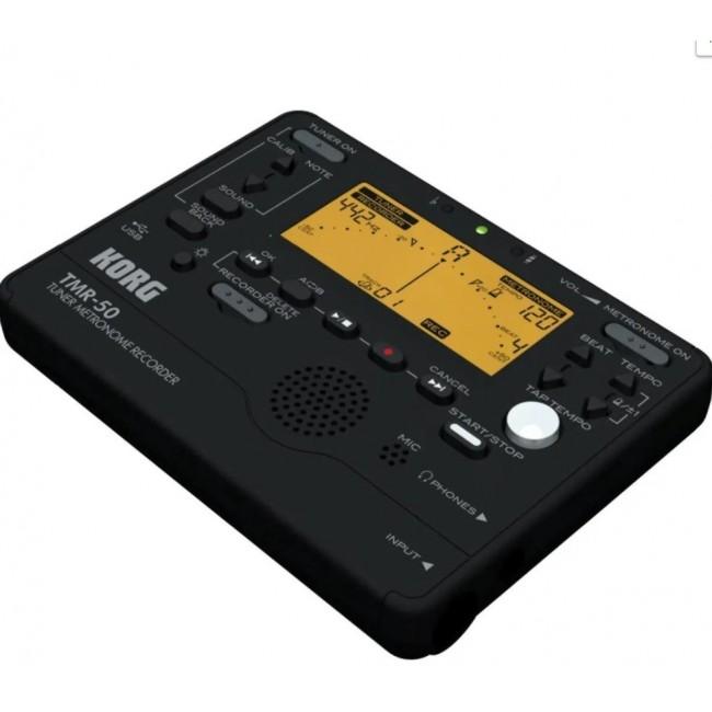 KORG TMR-50 | Afinador + Metrónomo + Grabador