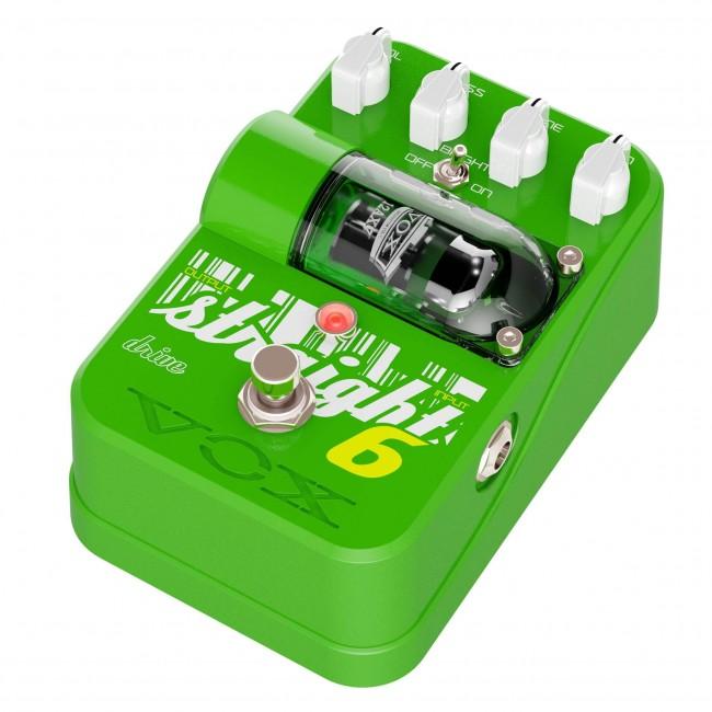 VOX TG1-ST6OD | Pedal de Efectos para Guitarra