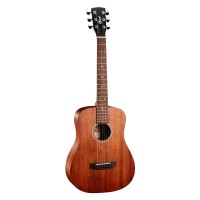 CORT ADMINI-M-OP   Guitarra Acústica Mini de Caoba Solida