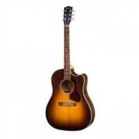 GIBSON AG45WBN8   Guitarra Electroacústica J-45 AG 2018 Walnut Burst