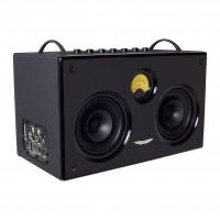 ASHDOWN B-SOCIAL-BLACK   Amplificador para Bajos Inalámbricos y Estéreo Bluetooth de 75 W