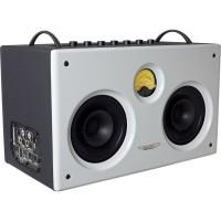 ASHDOWN B-SOCIAL-WHITE | Amplificador Para Bajos Inalámbricos Y Estéreo Bluetooth De 75 W Blanco