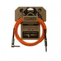 ORANGE CA035 | Cable Angulado para Instrumento de 3 Mts
