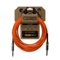 ORANGE CA036 | Cable de Instrumento de 6 Mts