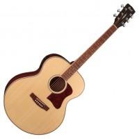 CORT CJ-MEDX-NAT | Guitarra Electroacústica Jumbo Natural brillante