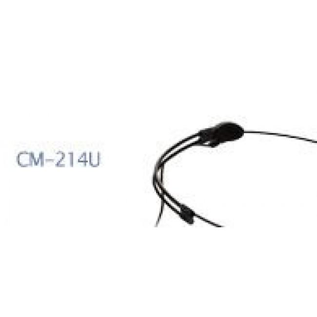 JTS CM-214 | Micrófono Unidireccional Vincha Liviano