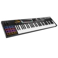 M-Audio CODE61BLK | Controlador USB/MIDI de 61 Teclas 5 Octavas