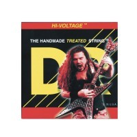 DR Strings DBG-10 | Cuerdas Para Guitarra Electrica Hi-Voltage Dimebag Darrell