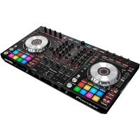 Pioneer DDJSX2 | Controlador para Serato DJ Pro de 4 Canales con Botones para Serato Flip
