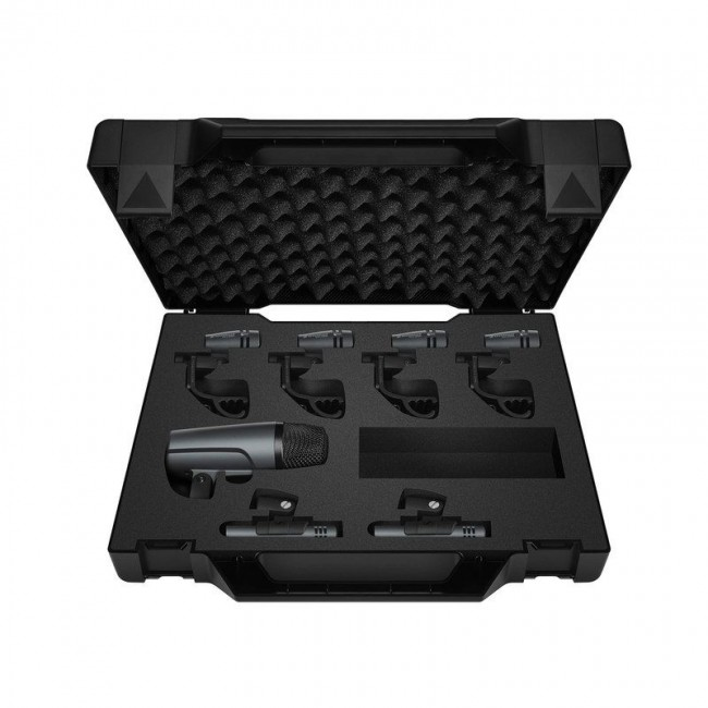 Sennheiser DRUMCASE | Kit para batería compuesto por e-602. e-604 e-614
