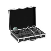 AKG DRUMSET | Set de 7 Micrófonos de Batería de Alto Rendimiento