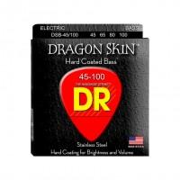 DR STRING DSB-45 | Cuerdas para Bajo Dragon Skin Calibres 45-105