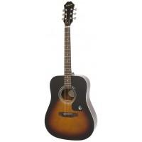 EPIPHONE EA10VSCH1   Guitarra Acústica DR100 Vintage Sunburst