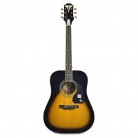 EPIPHONE EAPPVSCH1| Guitarra Acústica Pro1 Plus Vintage Sunburst