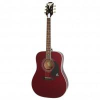 EPIPHONE EAPPWRCH1 | Guitarra Acústica Pro-1 Plus Wine Red