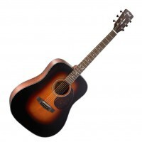 CORT EARTH300VF-SB | Guitarra Electroacustica Sunburst