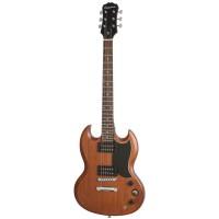 EPIPHONE EGSVWLVCH1 | Guitarra Eléctrica SG Special Vintage Edition Satin Walnut