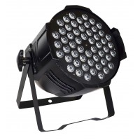 Spectrum Lighting ELF54.3 | Tacho de 54 Leds de 3 Watts (12 rojos, 18 verdes, 18 azules y 6 blancos)