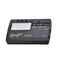 RANGER ET68GB   Afinador Digital para Guitarra y Bajo