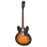 EPIPHONE ETDTVSCH1 | Guitarra Electrica ES-335 DOT Vintage Sunburst