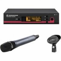 Sennheiser EW-135G3 | Set Vocal de Micrófonos Inalambricos  SKM 100-835 G3 - EM 100 G3 - MZQ 1.
