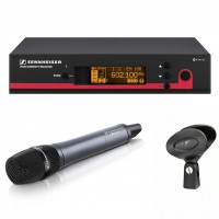 Sennheiser EW-165G3 | Sistema para Vocalistas con Micrófono Dinámico Inalámbrico