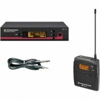Sennheiser EW-172G3 | Micrófono Inalambrico para Guitarra y Bajo