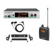 Sennheiser EW300-2IEMG3-A | Set de Micrófonos de Monitoreo Inalambricos