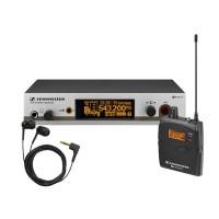 Sennheiser EW300-2IEMG3B | Sistema de Monitoreo Sonoro Inalámbrico con Control por PC