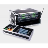 JTS FC-1D4R | Sistema de Micrófonos Inalambricos UHF