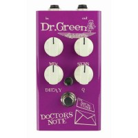 DR GREEN  FS-DRG-DN | Pedal para bajo Doctors Note
