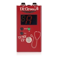 DR GREEN FS-DRG-TUNEUP | Pedal para Bajo Tune UP Afinador