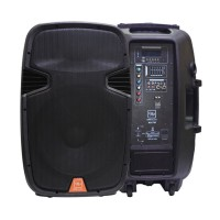 VMR AUDIO GROOVE15GO | Bafle activo portátil a batería con parlante de 15 pulgadas