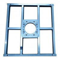 X PRO K962 | Base Cuadrada para Truss 24cm x 24cm